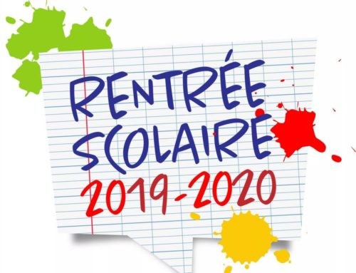 DATE DE RENTREE SCOLAIRE 2019-2020