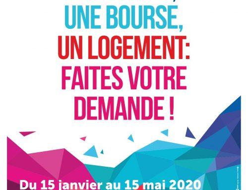 Dossier Social Etudiant pour la rentrée 2020/2021