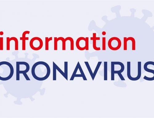 INFORMATION COVID-19 RENTRÉE SCOLAIRE 2020/2021