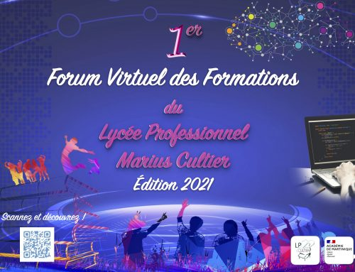 FORUM VIRTUEL DES FORMATIONS 2021